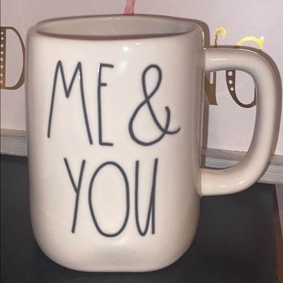 Rae Dunn Me and You Mug